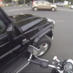 El motorista venjador